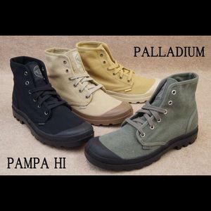 Pampa Hi Canvas Boot (women's 9)